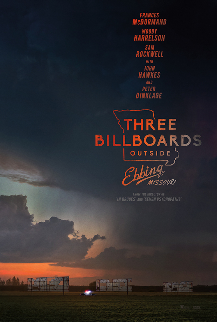 Tres anuncios a las afueras de Ebbing, Missouri - Three billboards outside Ebbing, Missouri de Martin Mcdonagh
